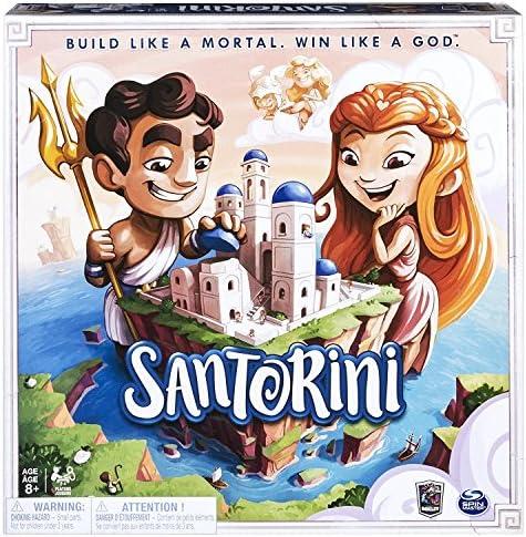 Santorini - English: Amazon.es: Juguetes y juegos