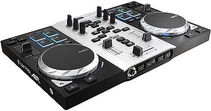 Hercules DJ Control Air S Series, Controlador de DJ con Controles ...
