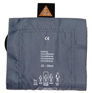 Heine LF brazalete para tensiómetro Gamma 20 - 29 cm, talla XXL: Amazon.es: Salud y cuidado personal