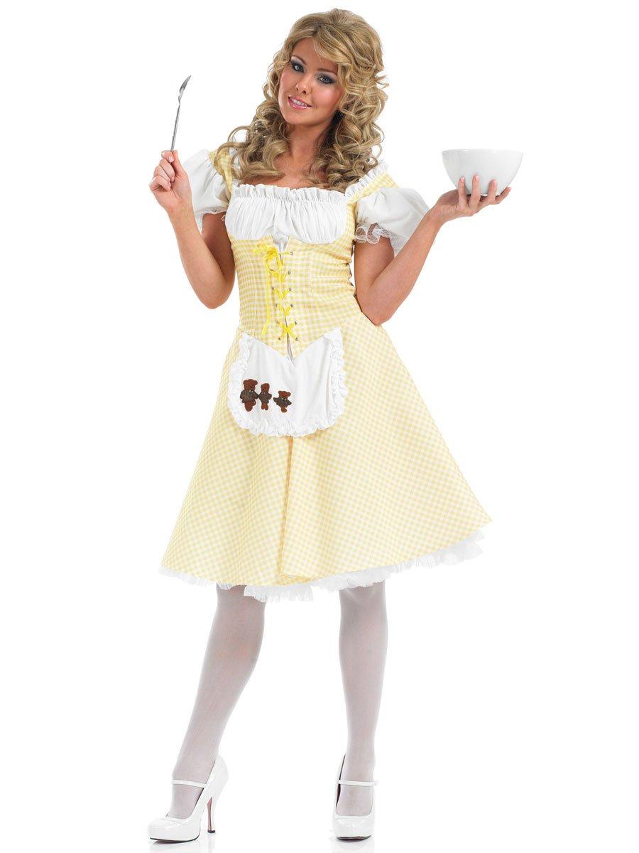 costume Adult goldilocks