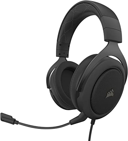 Corsair HS60 PRO  71 Virtual Surround Sound Gaming Headset with USB DAC  Works with PC Xbox Series X Xbox Series S Xbox One PS5 PS4 and Nintendo Switc at Kapruka Online for specialGifts