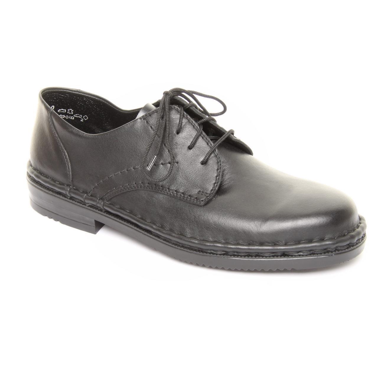 7ad2473e092f4 Mens Rieker Klaus Black Size 11: Amazon.co.uk: Shoes & Bags