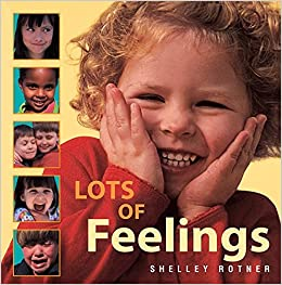 Book Lot's of Feelings Big Book (EARLY CHILDHOOD STUDY)