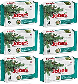 product image for Jobes 01611 15 Pack Evergreen Tree Fertilizer Spikes - Quantity 6 Packages