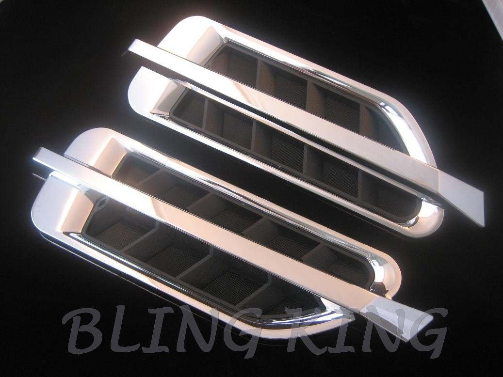 Escalade Fender Vents Port Holes Universal Exact Copy Escalade Style Ritar