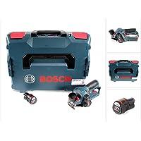 Bosch GHO 12V-20 Akku Hobel Professional in L-Boxx + 1x GBA 12 V 3,0 Ah Akku - ohne Ladegerät
