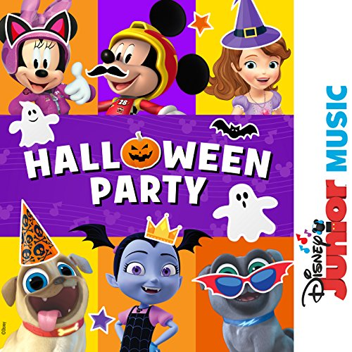 Disney Junior Music Halloween