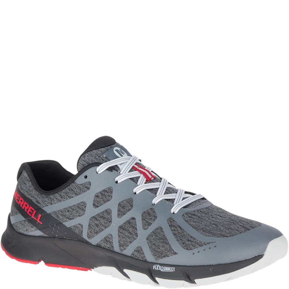 gris (Castlerock Castlerock) 46 EU Merrell Bare Access Flex 2, Chaussures de Fitness Homme