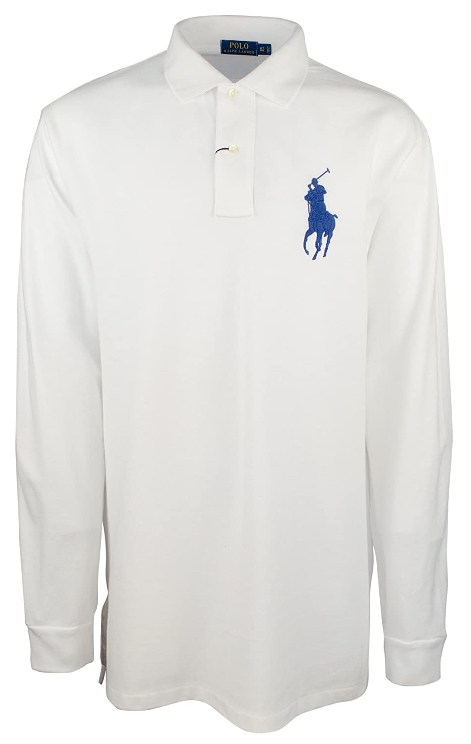 Polo Ralph Lauren Mens Big Tall Big Pony Long Sleeve Shirt W 4lt