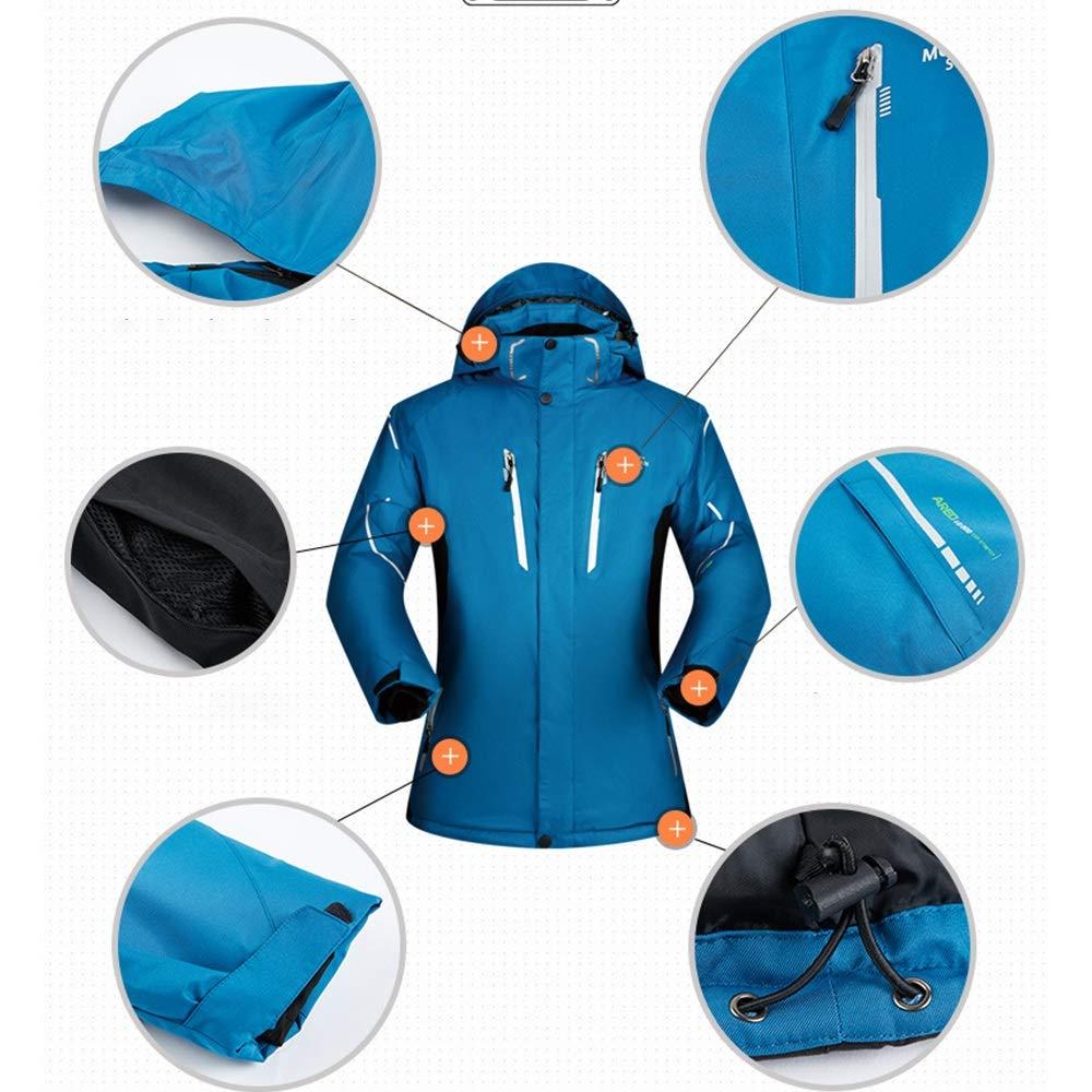 Aszhdfihas Tuta da Sci Suit da Uomo Winter Outdoor Impermeabile Impermeabile Impermeabile Antivento e Impermeabile a Prova di Ispessimento Tuta da Neve Snowsuit Winter (Coloreee   C9, Dimensione   XXXL)B07KY6WB2XXXXL C7 | Qualità Primacy  | Buona qualità  | Stili diversi  | Ecc 0f7842