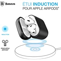 Baseus wireless charger for Airpods BlackWIAPPOD-01