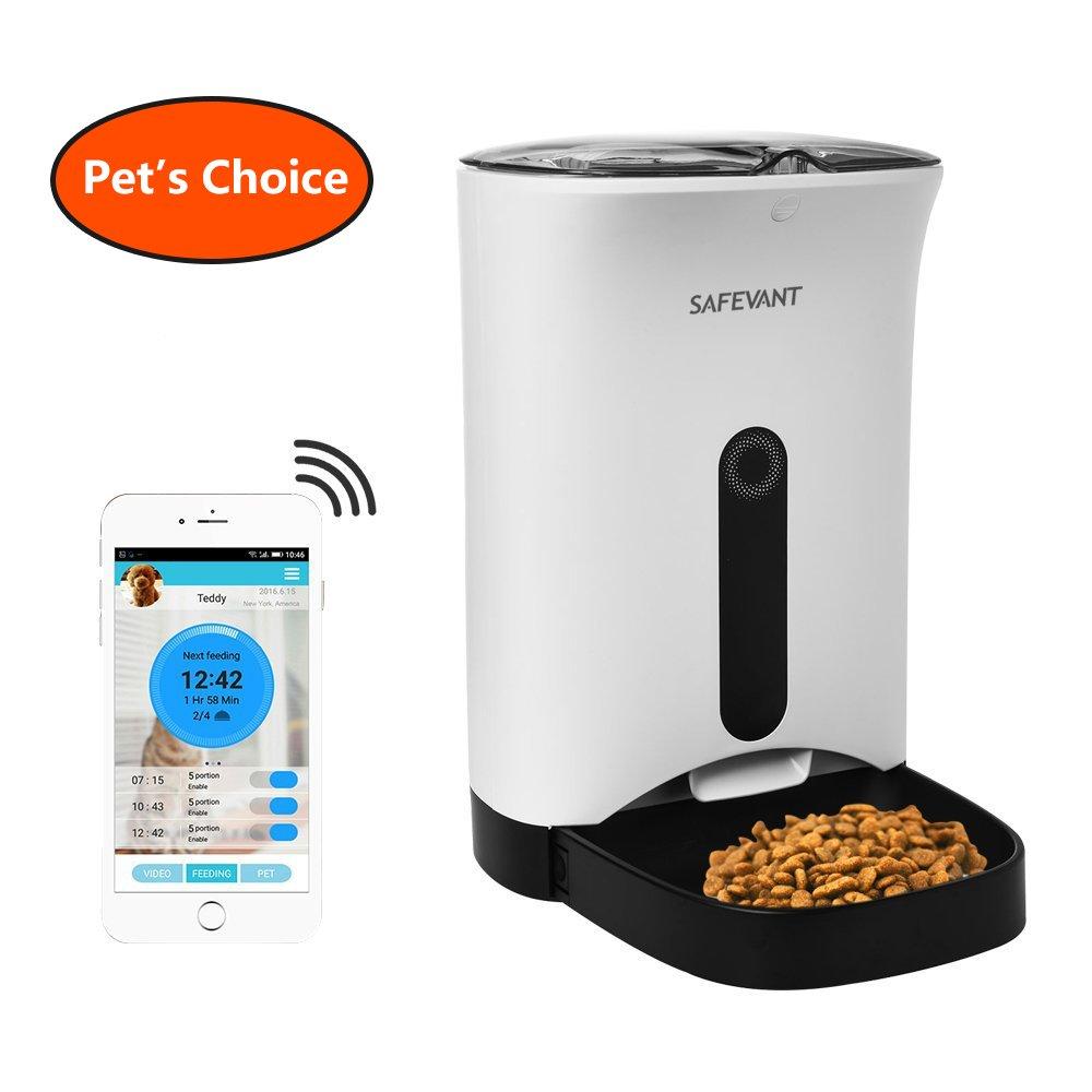 cats dogs portfolio smart petnet flow pet automatic feeder gadget smartfeeder for
