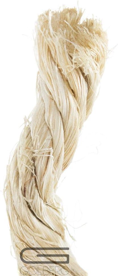 1 Inch x 50 Feet Golberg Twisted Sisal Rope