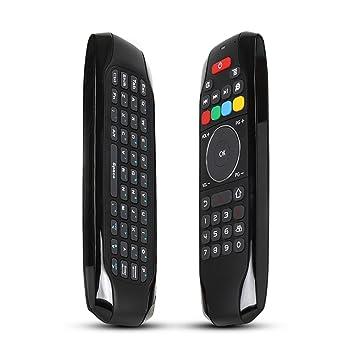 Inalámbrico aire ratón teclado meiteai 2,4 gHz Smart Control remoto con IR Aprendizaje de
