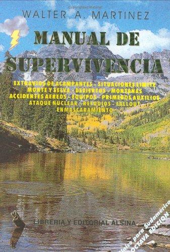 Manual de supervivencia (Spanish Edition) pdf epub