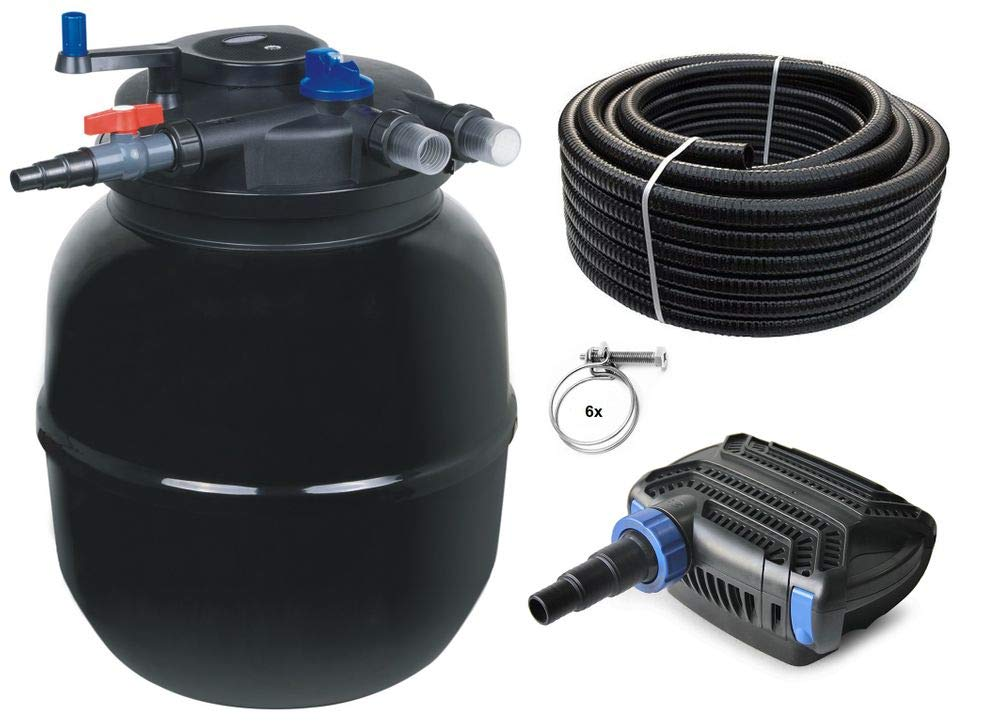 Tremendous Aquaristikwelt24 Bio Pressure Pond Filter Cpf 50000 With Pond Pump Wiring Cloud Oideiuggs Outletorg