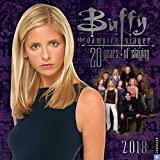 Buffy the Vampire Slayer 2018 Wall Calendar: 20 Years of Slaying