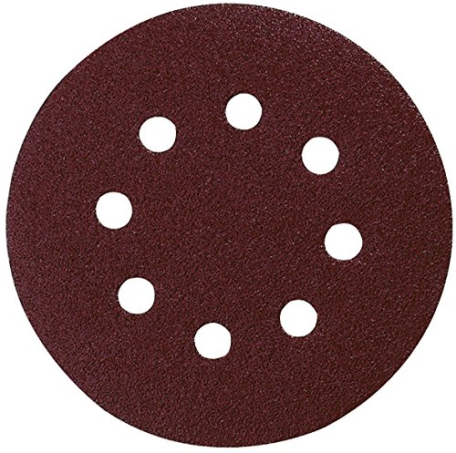 Makita P-43549 Abrasive Disc 125 Punched 60G, Multi-Colour