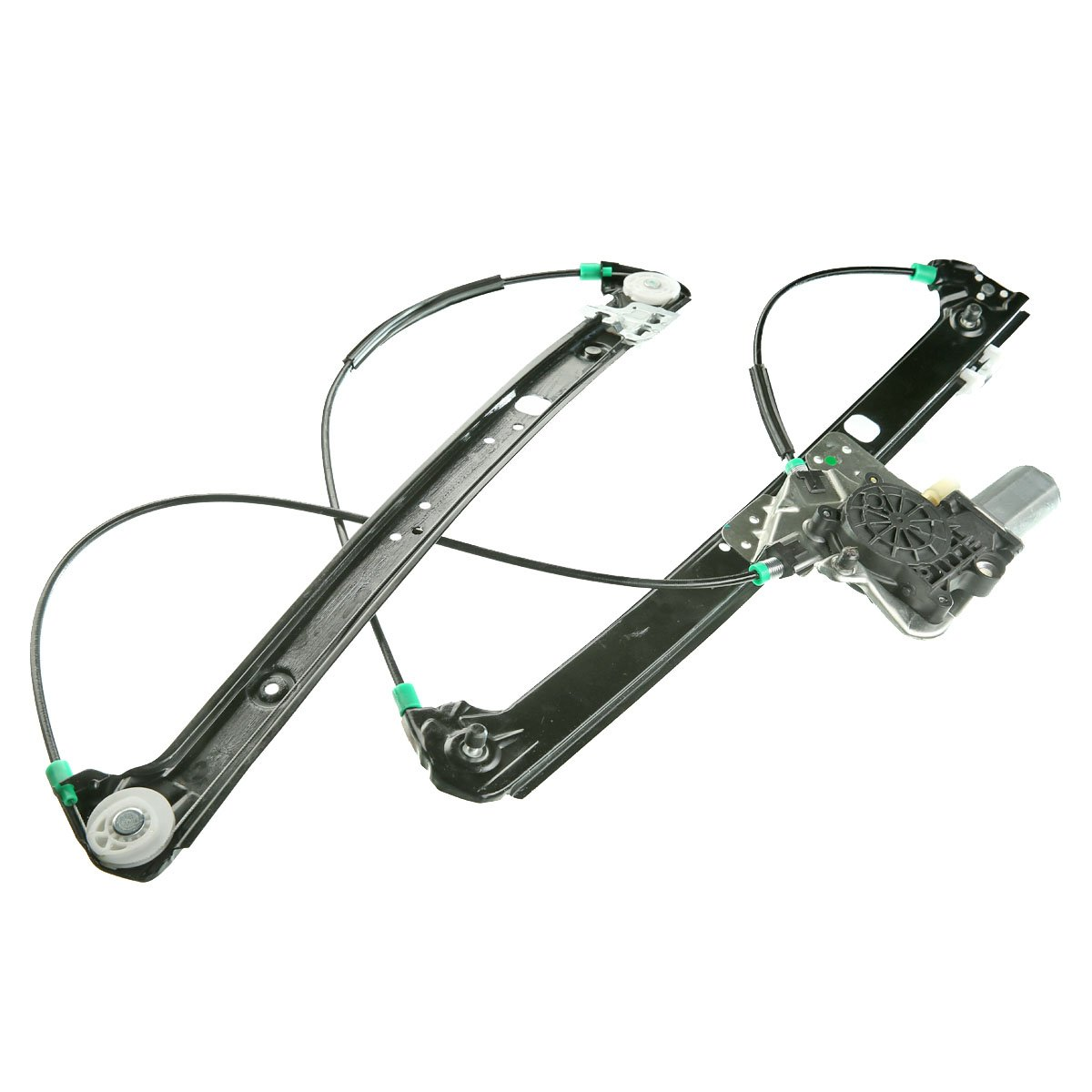 A-Premium Power Window Regulator with Motor for BMW E53 X 5 2000-2006 Front Right Passenger Side