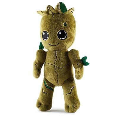 Kidrobot Groot Phunny Plush Standard: Toys & Games