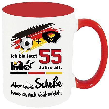 450ml Xxl Rote Tasse Zum Geburtstag QrxsdCBhto