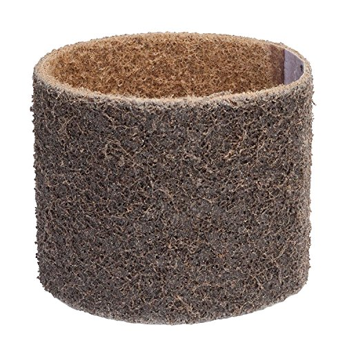 Norton 66261018076 3 in X 10-11/16 in Coarse Rapid Prep Belt (1 Belt) by Norton Abrasives - St. Gobain