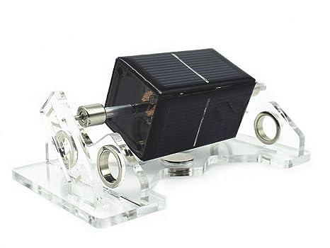 Amazon com: JZENT Mendocino Motor Solar Magnetic Levitation Model