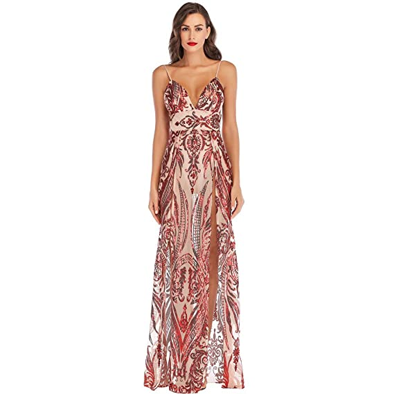 Vestidos De Fiesta Mujer Largos Elegantes Vestidos Mujer
