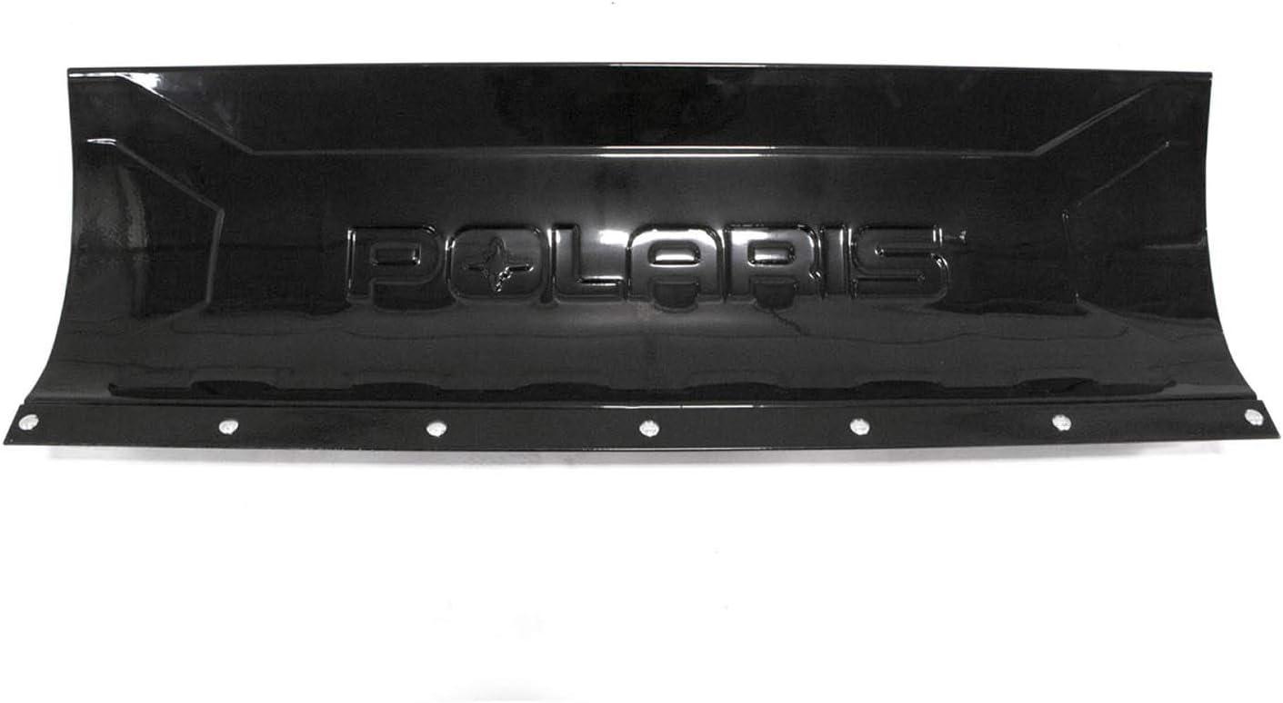 Polaris Glacier Pro Lock & Ride 52 in. Steel Plow Blade, Black