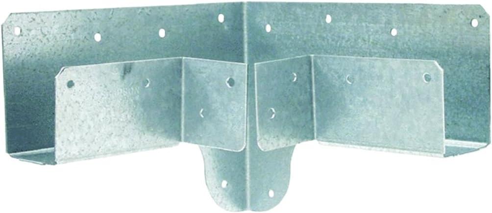 Simpson Strong Tie RTC42 18-Gauge 2X Rigid Tie Connector 8-per Box