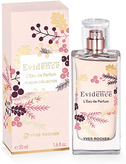 Yves Rocher COMME UNE EVIDENCE Collector Comme une Evidence