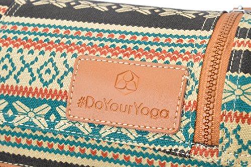 Extra Sac 0 nbsp;x Tapis Et En Toile doyouryoga De 6 Une Qualité Taille Pour Gymnastique Sunita nbsp;x Jusqu'à 3 nbsp;cm 186 Yoga Large Muster 63 w5C5qnRz