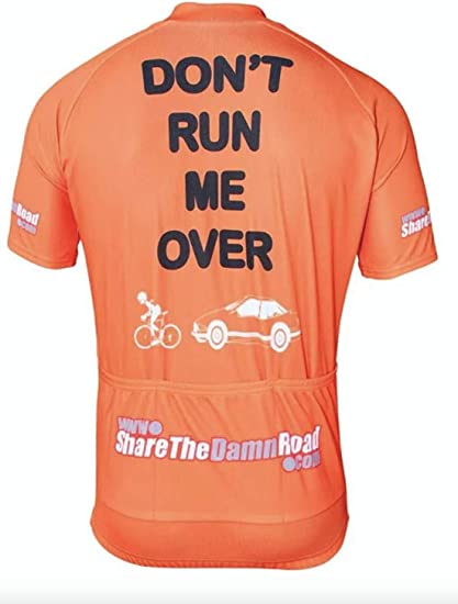 Corbah Don't Run Me Over 3.0 Cycling Jersey