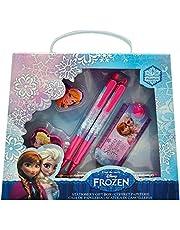 Frozen 24021/73464 pudełko na prezent z artykułami piśmienniczymi, 24 x 19 cm, różne kolory