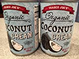 Trader Joe's Organic Coconut Cream