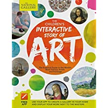 The Children's Interactive Story of Art: The World's Most Famous Artists and Paintings