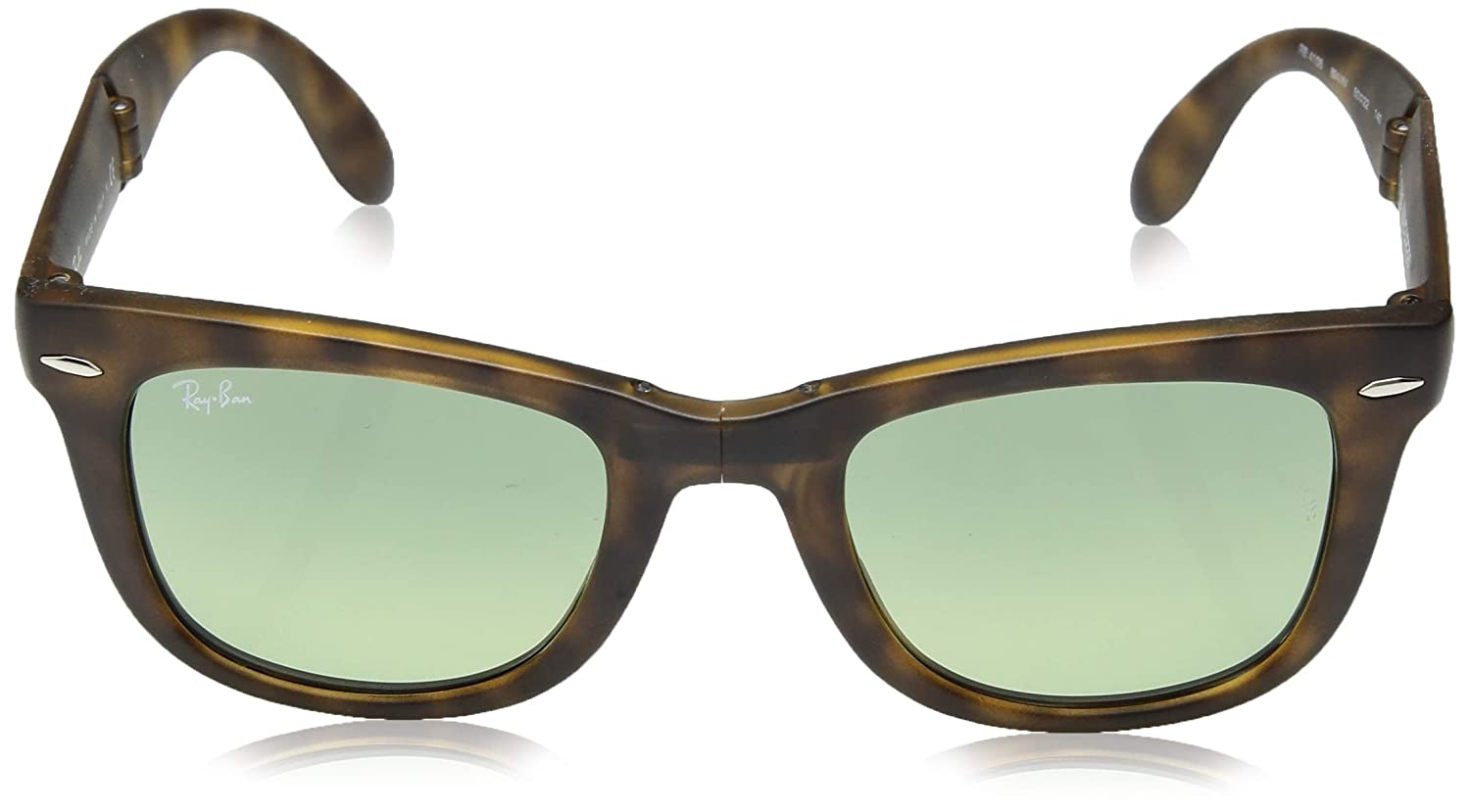 7d24027784882 Ray-Ban RB4105 894 4M Matte Havana Folding Wayfarer Sunglasses Lens  Category 2  Amazon.co.uk  Clothing