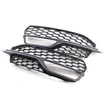 Cubierta para parachoques para parachoques antiniebla para ...