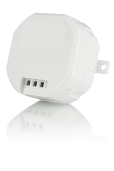 Trust ACM-100 - Regulador de intensidad integrado inalámbrico, blanco