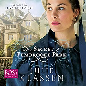 The Secret of Pembrooke Park Hörbuch