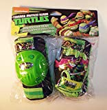 Teenage Mutant Ninja Turtles Protective Knee Pads and Gloves