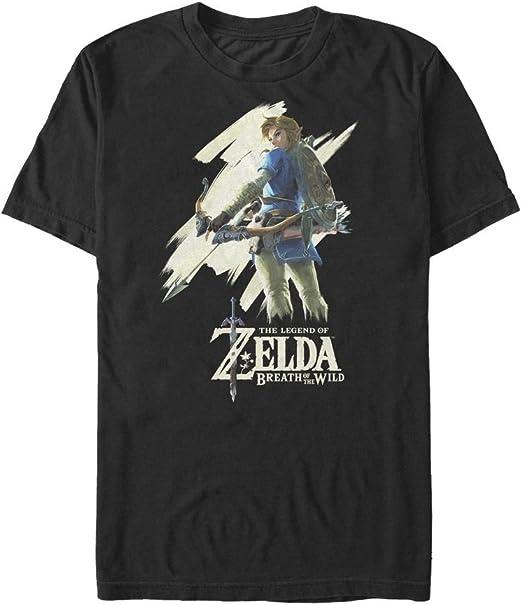 Legend Of Zelda Shadow Of The Wild Women/'s T-Shirt