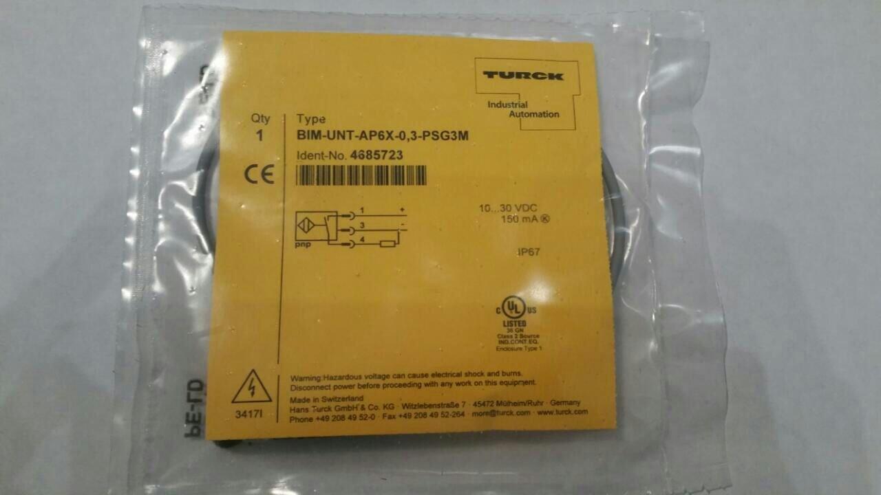 TURCK Proximity Switch Magnetic Field Sensor Bim: Amazon co uk