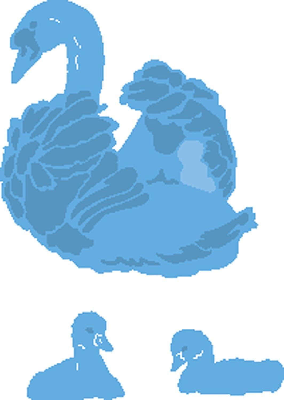 Marianne Design Creatable Alci, Metal, Blu, 4x5.6x0.4 cm MDLR0377
