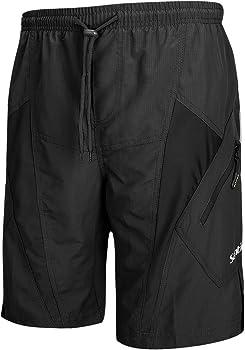 Santic Men's Mountain Bike Shorts
