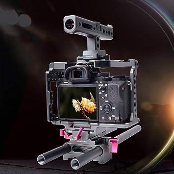 Easy Go Shopping Kits de cámara SmallRig de liberación rápida con ...
