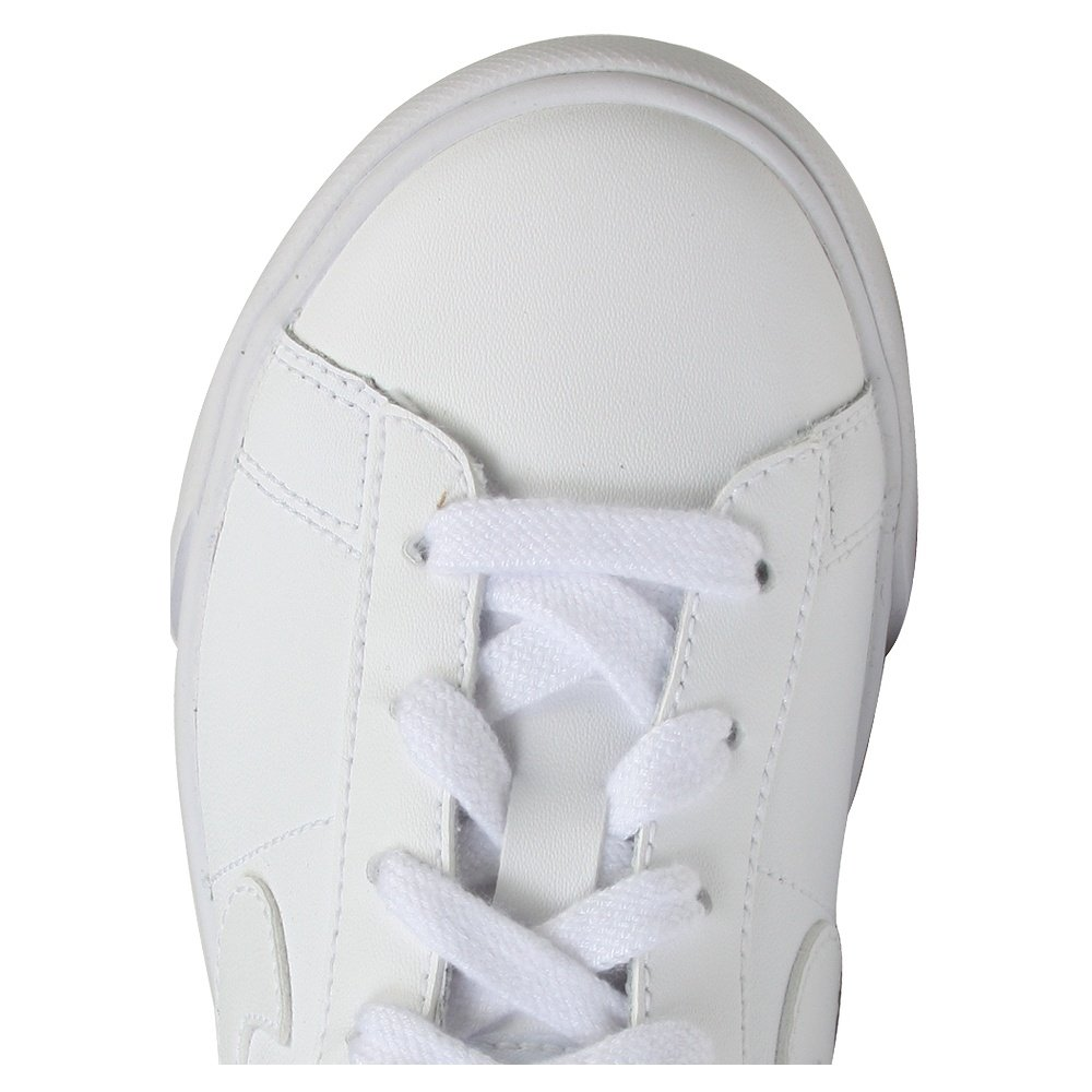 bcc3bb964010a Nike Tenis Piel Blanco 21  Amazon.com.mx  Ropa