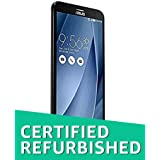(Certified REFURBISHED) Asus Zenfone 2 Ze551Ml-6J570Ww (Silver, 128GB)