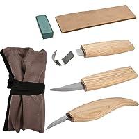 QLOUNI Kits de 5pcs Carpinterías Versatilidad con Cuchillos