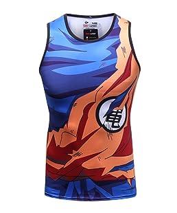 Cody Lundin Homme Débardeur Multicolore Maillot Gilet T-Shirt sans Manches Sport Tank Top (XL, Color-d)